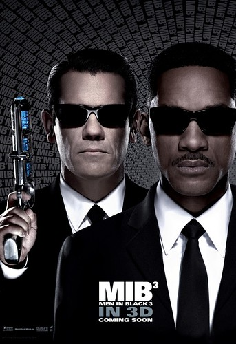 黑衣人3 Men in Black 3 (2012)