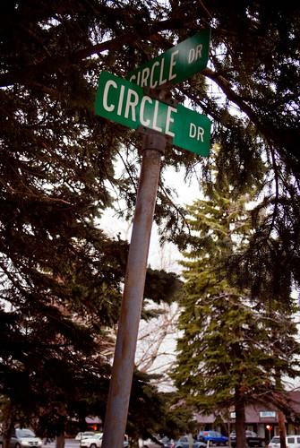 Circle & Circle