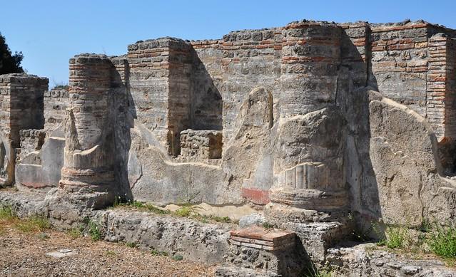 Paestum (Itálie, Campania, Salerno)