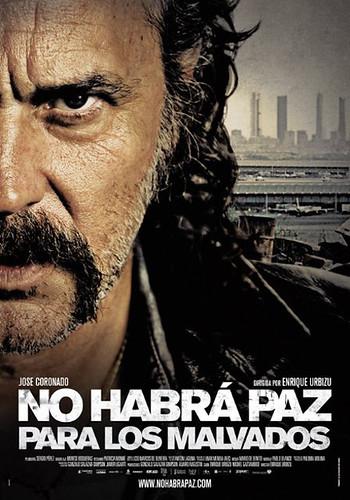 SI HABRA PAZ para el Bilbaino Enrique Urbizu by LaVisitaComunicacion