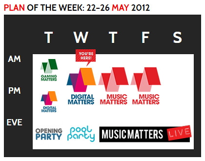 All That Matters will be at The Ritz-Carlton, Millenia Singapore from 22-26 May 2012.