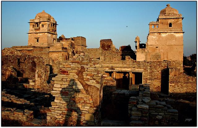 rana kumbha palace chittorgarh fort flickr photo sharing