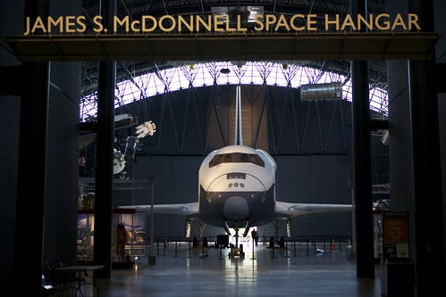 James S. McDonnell Space Hangar