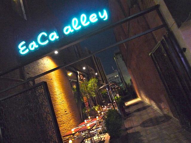 EaCa Alley