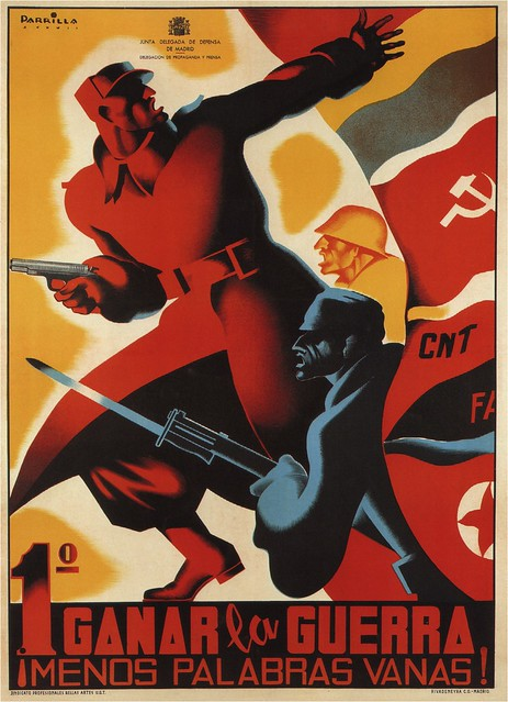 "propaganda in the spanish civil war The vatican propaganda machine: the spanish ""civil war"" lesson - free download as pdf file (pdf), text file (txt) or read online for free from george seldes, the ""dean and granddaddy of."