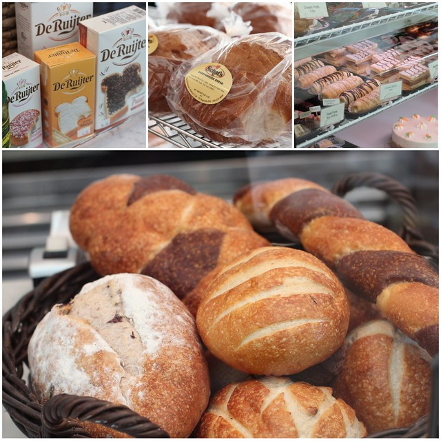 David Schat's Bakery - collage 2