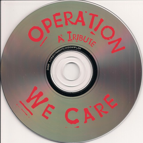 Operation We Care Disc