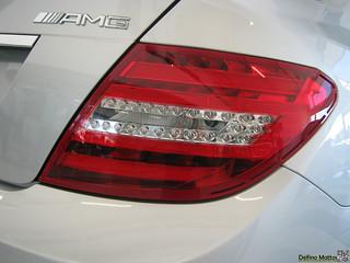 Mercedes Benz C63 AMG