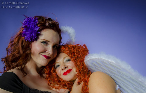 Two Angels - Great Fun Ruby and Tupelo :)