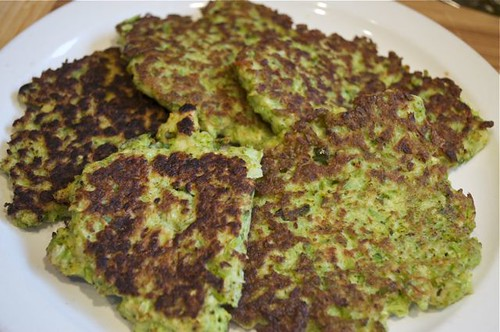 fritters/broccoli 5