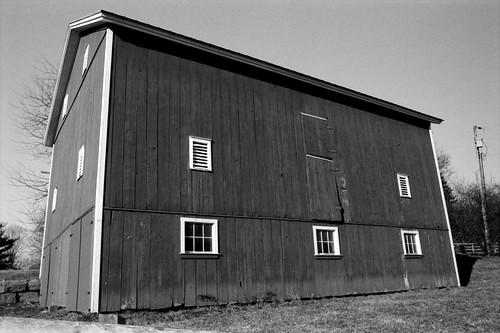 Hammond-Cranz Barn #1
