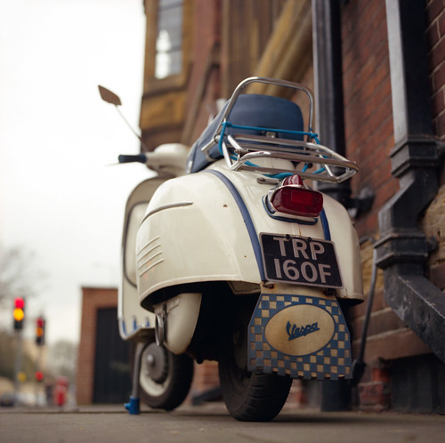 vespa by Andrew :-)