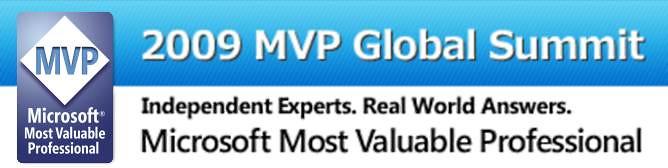 MVP Summit 2009