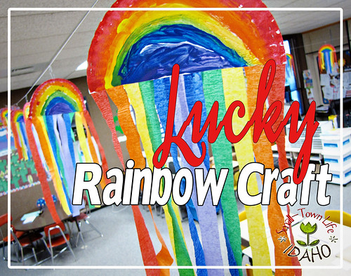 Lucky Rainbow Craft