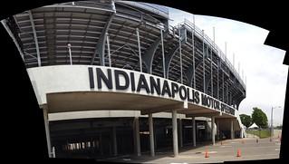 Indianapolis Motor Speedway Gates