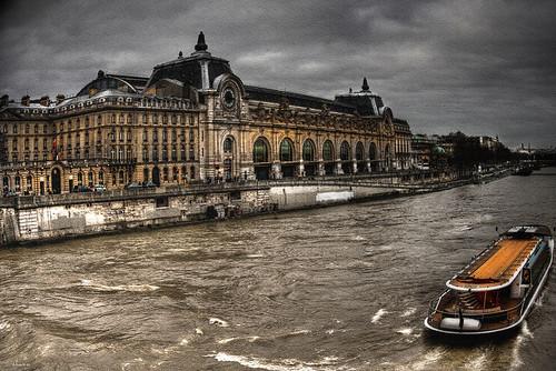 Museo Orsay - París by chucafox