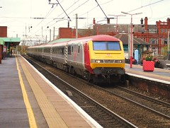 90048 at Wigan North Western