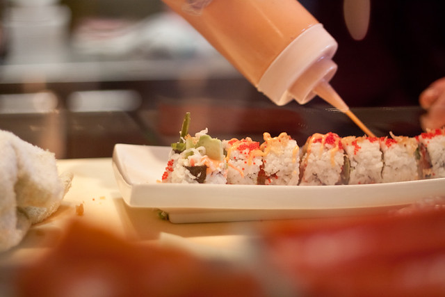 Newfound Sushi - Blow Me Down roll