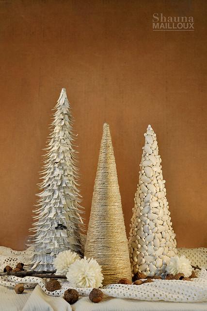handmade christmas trees  pt  3