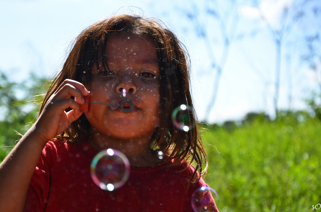 6 burbujas