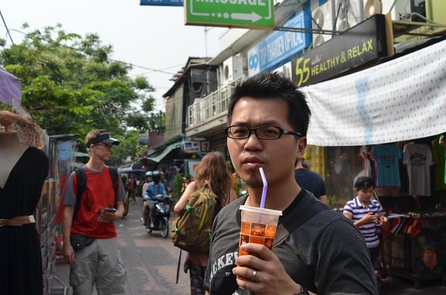 考山路 Khao San Road