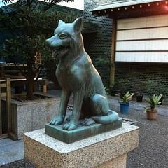 狛犬探訪 御嶽神社