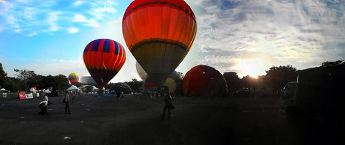 Balloon Fiesta 2012 by horsoon
