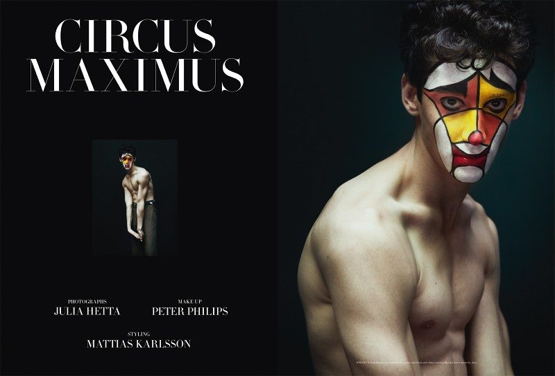 Circus Maximus — Acne Paper, #13 The Body Issue