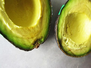 avocados, a.k.a. butter fruit