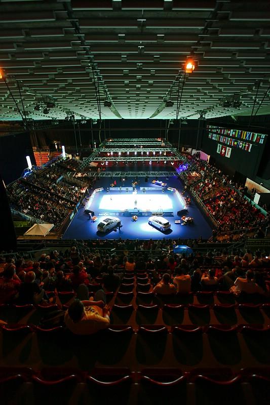 Badminton Swiss Open