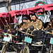rickshaw drivers by SpecialKRB