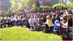Pre-ceremony @ Queen's Park Ontario Police Memorial, Sun May 6th - pix 01