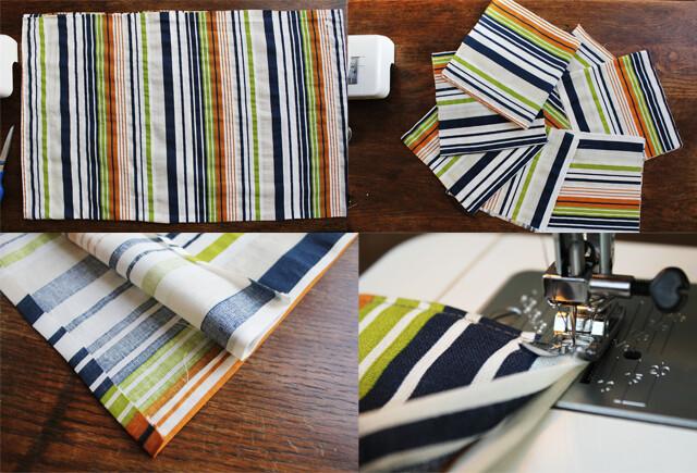 napkin DIY