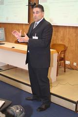 Antón Seoane en la ACLOG