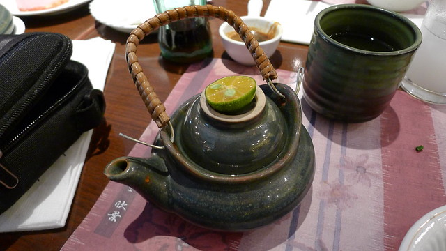 healthy tea pot