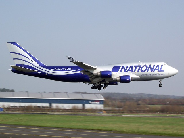 N949CA Boeing 747 National Airlines | N949CA Boeing 747 ...