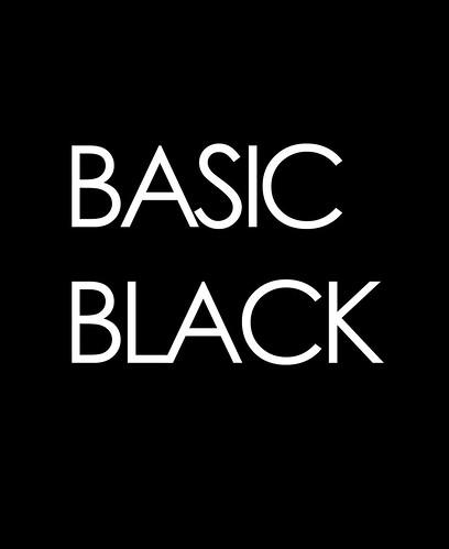 BASIC BLACK1