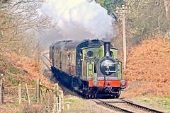 Severn Valley Railway Spring Steam Gala March 2012