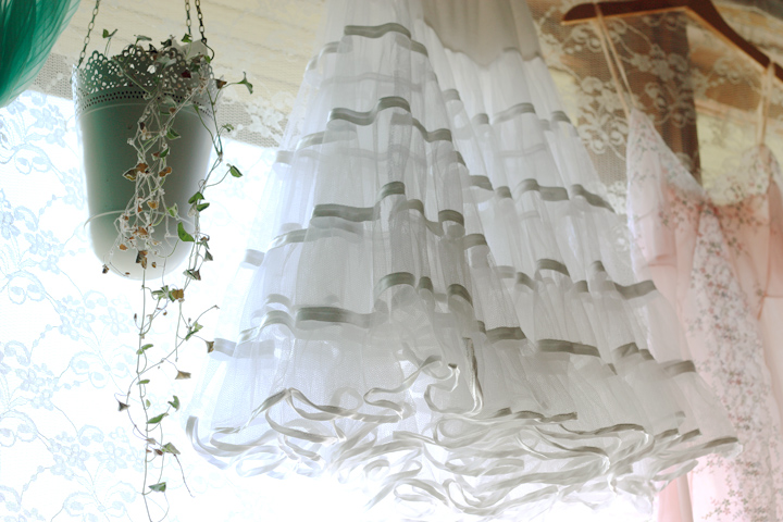 tulle for curtains d