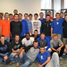 BC Baseball team shaves heads for the St. Baldrick's Foundation