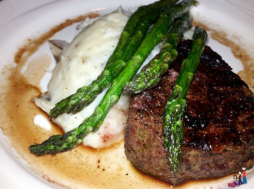 Filet at Mionti's Casa Vieja in Tempe, Arizona