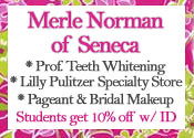 Merle Norman of Seneca - Lilly Pulitzer Specialty Store