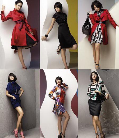 Female Korean Fashion