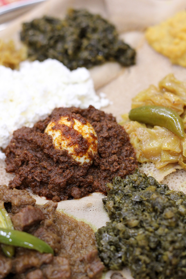 Ethiopian Food in Phoenix