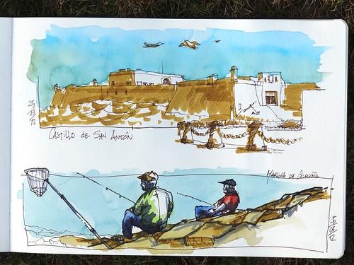 Coruña - Castillo San Anton