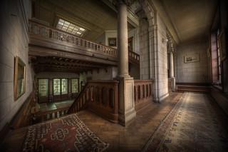 The masons house  ( explore )
