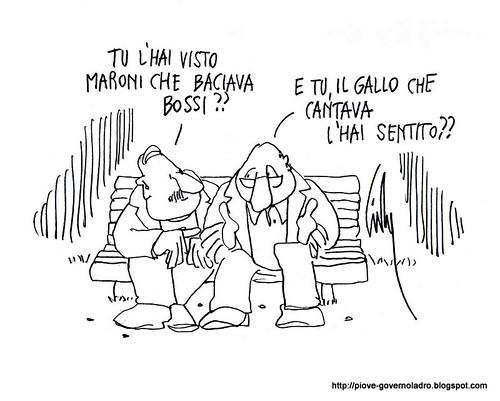 Serata dell'Orgoglio Leghista by Livio Bonino