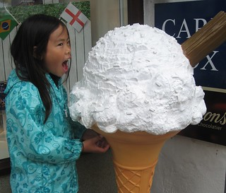 Looe ice cream