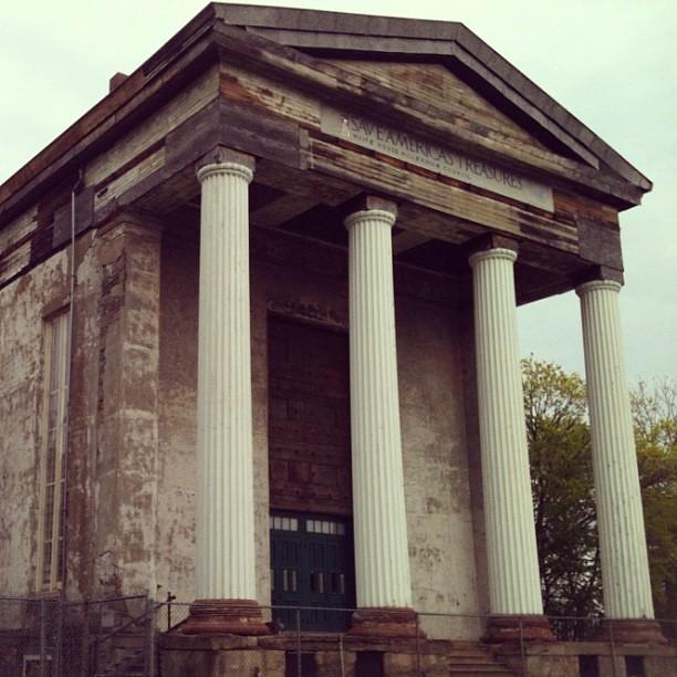 Dutch Reformed Church c. 1824, Newburgh, NY