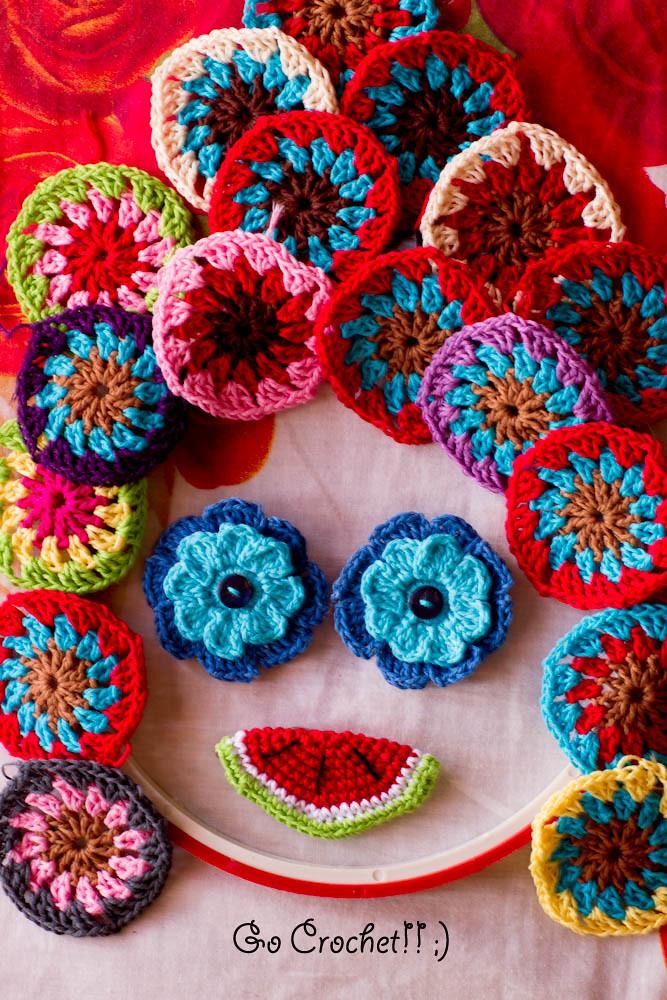 Go Crochet!!! :D